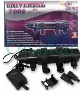 Lámpara germicida AquaZonic UV universal 5 W