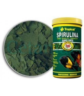 Super Spirulina Forte, Tropical 300 ml