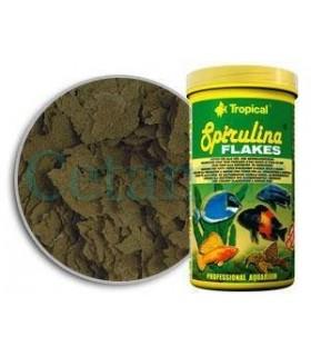 Spirulina granulat, Tropical