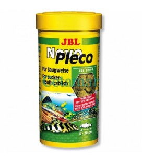 Novo Pleco Jbl 250 ml