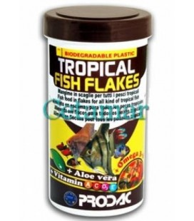 Tropical Fish Flakes 20 g/100 ml, Prodac
