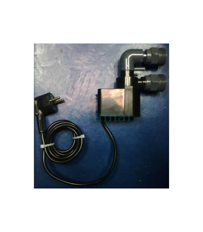 Bomba UP 1000 Aquabee para reactor PF 501 + piping