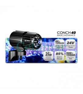 Bomba wave maker Conch 40 basic