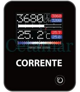 Medidor de Flujo Digital Corrente Controller, PRS