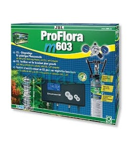 Set CO2 Proflora M 603, JBL