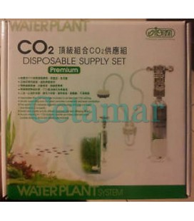 Kit Set de CO2 Waterplant 95 gr Premium
