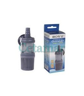 Reactor-Difusor externo CO2 boyu CD-01
