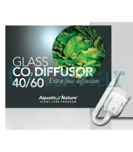 Difusor de CO2 cristal, Aquatic Nature