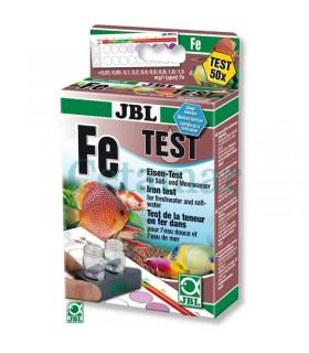 Test de Hierro (Fe), JBL