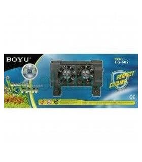 Boyu 2 Ventiladores FS-602