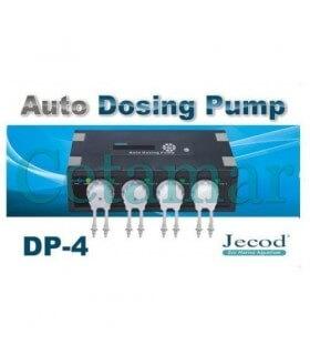Bomba peristática Jebao/Jecod Auto Dosing Pump DP-4 con soporte tubos