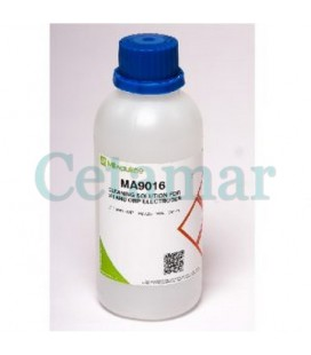 Solucion limpiadora pH y Redox ORP MA9016, Milwaukee (Cantidad: 230 ml)
