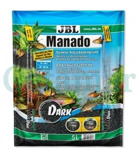 Sustrato Manado Dark, JBL (3, 5 y 10 litros)