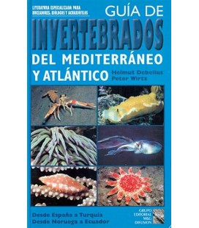 Guía de invertebrados del Mediterráneo y Atlántico