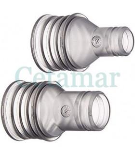 Eheim piezas de boquilla/conexión de Inst. set a manguera 12/16 y 16/22 mm (Ref: 4009 700)