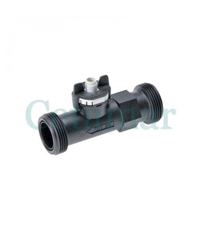 Sensor medidor de Flujo, Aquatronica