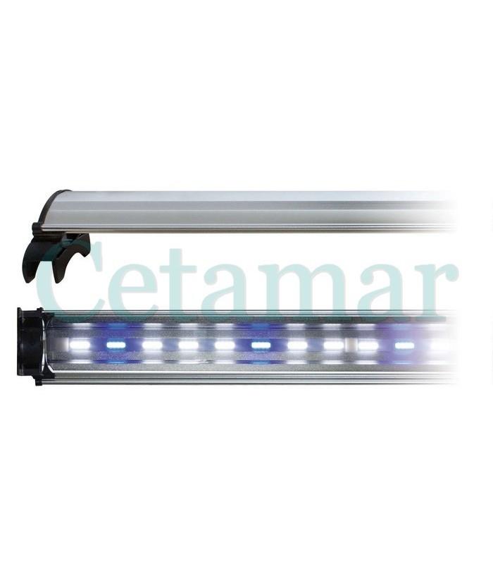 Lámpara COB LED con luz blanca/azul 60 cms
