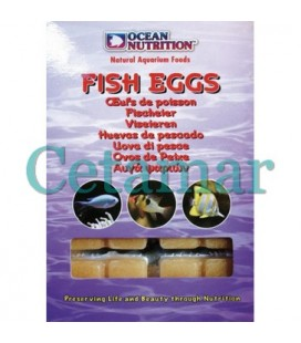 Marine fish eggs. Ocean Nutrition
