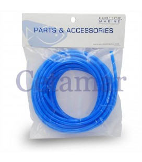 Tubería de poliuretano azul para Versa, Ecotech Marine
