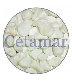 Grava Natural Blanca (1 y 5 kg)