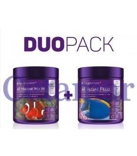 Duo Pack Marine Mix M + Algae Feed, Aquaforest
