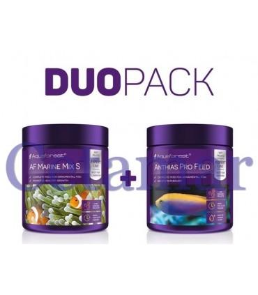Duo Pack Marine Mix S + Anthias Pro Feed, Aquaforest