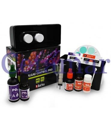 Multi Test Kit Algae Control Pro (Nitrato y Fosfato)