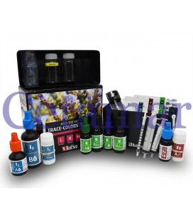 Multi Test Kit Trace-Colors Pro, Red Sea