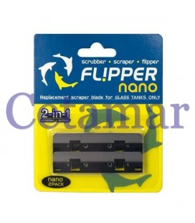 Cuchillas recambio nano Flipper