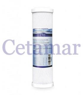 Cartucho de Carbon Block 5 micras (CTO)