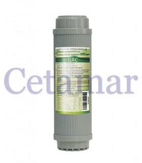Cartucho de Carbon Granular (GAC)
