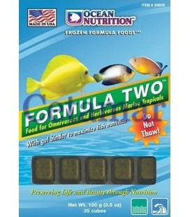 Frozen Formula Two 100g, Ocean Nutrition
