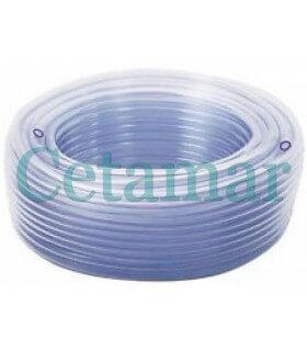 Tubo atóxico silicona 4/6 mm (metro), Hobby