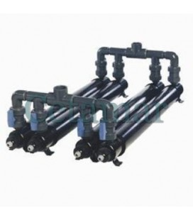Esterilizador UV 4x80W, Deltec