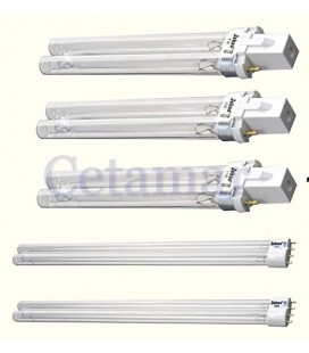 Repuesto lámpara UV, Jebao (7, 9 y 11 W)