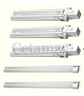 Repuesto lámpara UV, Jebao (18, 36 y 55 W)