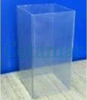 Tubo PVC Quadratic Aquamedic