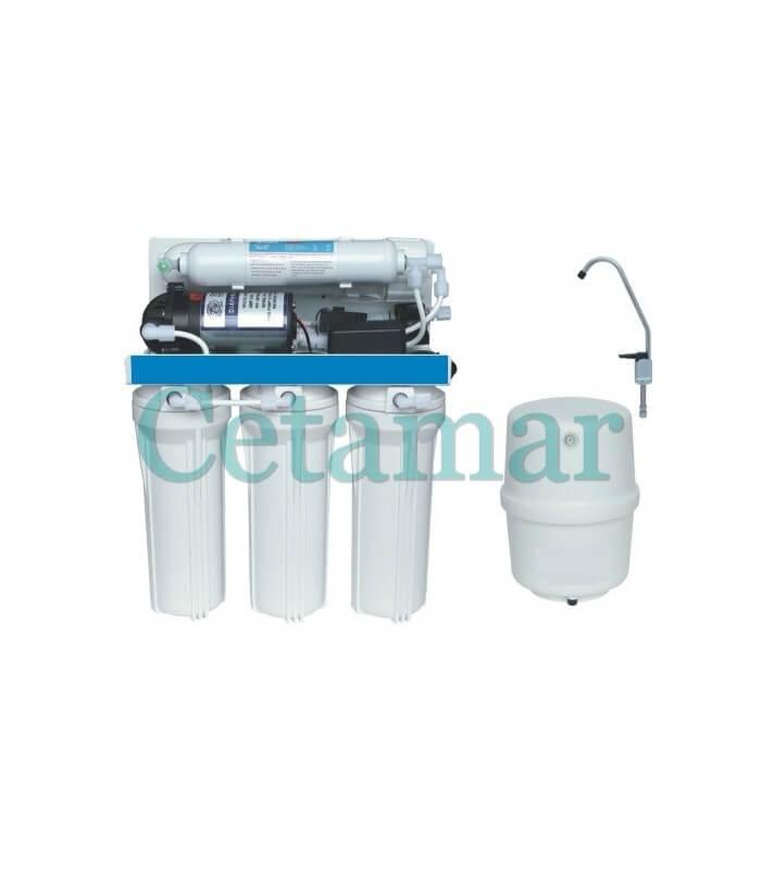 Equipo de Osmosis Inversa doméstico 5 Etapas (Modelo: 50 G)