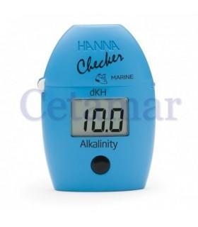 Test Checker de Alcalinidad (HI755), Hanna Instruments