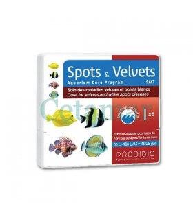 Spots & Velvets 6 ampollas, Prodibio
