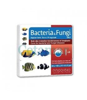 Bacteria & Fungi 6 ampollas Prodibio