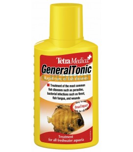 Tetra Medica General Tonic Antibacteriano 100 ml.