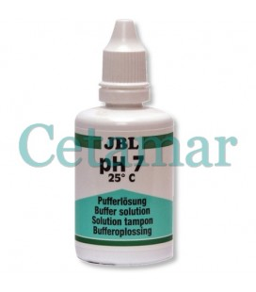 Proflora solución de calibración Ph7, 50 ml, JBL