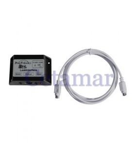 Interfaz sensor de fugas y desbordamientos, GHL
