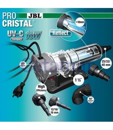 Procristal compact UV-C, JBL