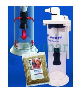 V2 Bio react 500 pellet reactor, TMC