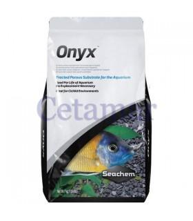 Onyx gravel 7kg, Seachem