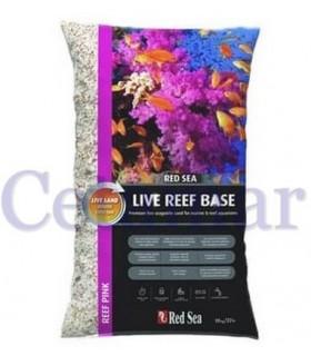 Arena Viva Live Reef Base Pink 10kg, Red Sea