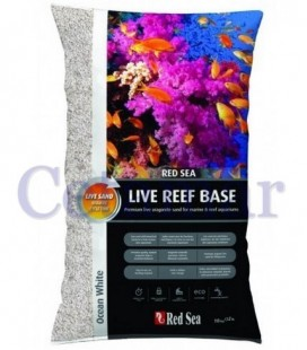 Arena Viva Live Reef Base White 10kg, Red Sea