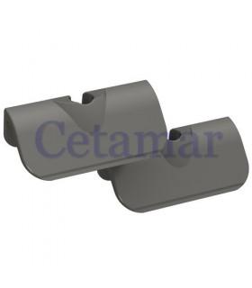 Cuchillas de plástico 45 mm (2 uds), Tunze (Ref: 0220.156)